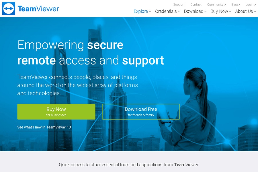 How to install teamviewer on centos 6.6